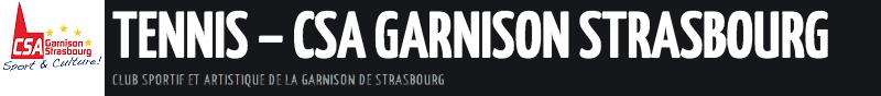 CSA Garnison Strasbourg